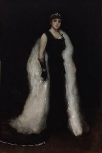 Lady Meux, James Whistler
